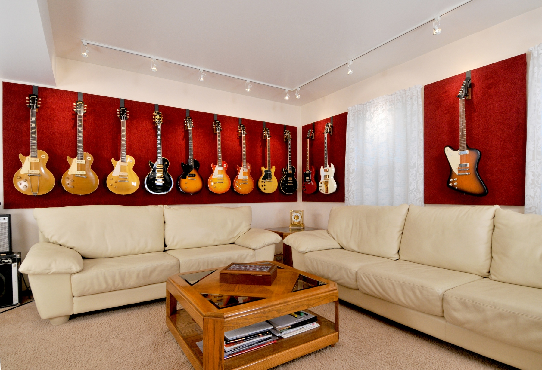 Man Cave Guitar Room : Show us your guitar room man or woman caves page